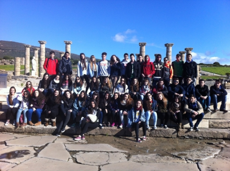 School trip to Tarifa